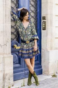 Bilde av Miss June kjole Brix